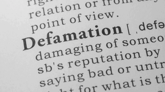 changes to defamation laws in Queensland